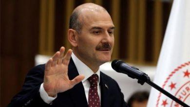 Photo of Süleyman Soylu'dan Koç Holding'in yazılı açıklamasına jet cevap