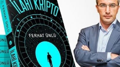 Photo of Sabah yazarı Ferhat Ünlü'nün son kitabı İlahi Kripto sinema filmi oluyor