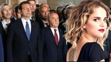 Photo of Tuğçe Kazaz'dan İmamoğlu çıkışı…Şov yapmakla suçladı