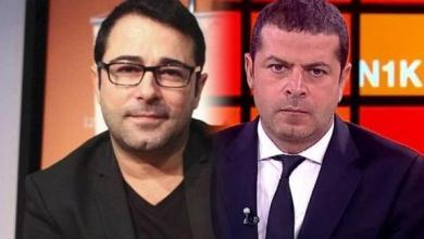 "Photo of Cüneyt Özdemir, Atilla Taş'ı fena kızdırdı… ""Bay snop cücü!"""