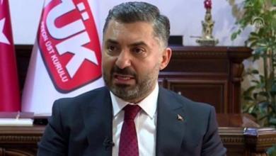 """Photo of RTÜK Başkanı Ebubekir Şahin: """"Kişilerin özgürlük alanları bizim için çok değerli ve anlamlıdır"""""""