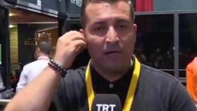 Photo of TRT muhabiri o ifade için özür diledi