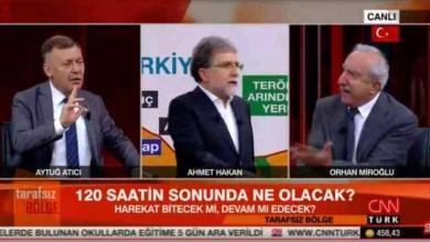 Photo of Tarafsız Bölge stüdyosu karıştı… Orhan Miroğlu canlı yayını terk etti