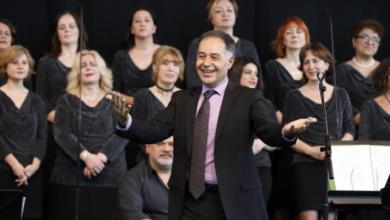 Photo of Cemil Sağyaşar Ailesi TSM Korosu konseri YKKM'de