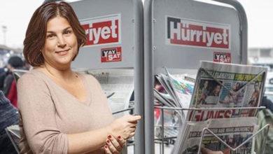 Photo of Hürriyet'ten ayrılan gazetecinin yeni adresi Cumhuriyet oldu