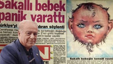 Photo of Rahmi Turan'an 'sakallı bebek haberi' açıklaması