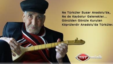 Photo of TRT Müzik kanalında yayınlanan Türkü Dolu Hayatlar'a ödül