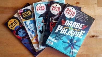 Photo of Polisiye kültür dergisi 221B yeni sayısında Martin Beck'i kapak yaptı