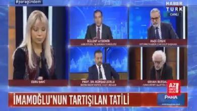 Photo of Hadi Özışık'tan garip tepki… Canlı yayında stüdyoyu terk etti