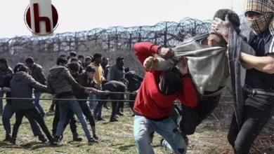 Photo of Yunanistan sınırında Halk TV kameramanına plastik kurşun şoku…