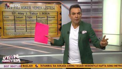 """Photo of Beyaz TV sunucusu Tahir Sarıkaya'dan olay yorum: """"Aç gözünüzü doyurun!"""""""
