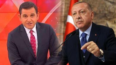 Photo of Cumhurbaşkanı Erdoğan'dan Fatih Portakal hakkında suç duyurusu