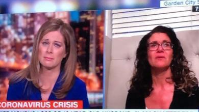 Photo of CNN spikeri canlı yayında duyduklarına dayanamayınca gözyaşlarına boğuldu