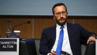 Photo of İletişim Başkanı Fahrettin Altun'un eviyle ilgili yayınlara soruşturma