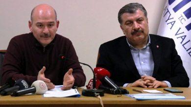 """Photo of Hande Fırat'tan çok konuşulacak İddia: """"Süleyman Soylu ve Fahrettin Koca arasında tartışma yaşandı"""""""