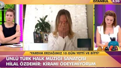 Photo of Hilal Özdemir yaşadığı maddi sıkıntıyı anlatırken gözyaşlarına boğuldu