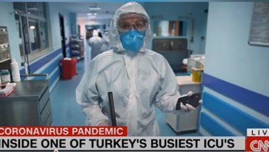 Photo of Türkiye'deki koronavirüs mücadelesi CNN İnternational'da