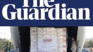 """Photo of İngiliz The Guardian'ın """"geri gönderilen önlük"""" haberi yalan çıktı"""