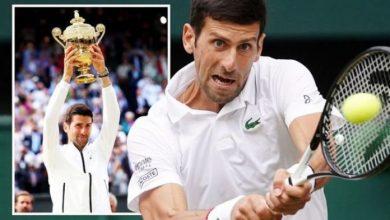 Photo of Tenisin 1 numarası Novak Djokoviç'in hayranlarını üzen haber