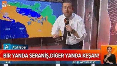 Photo of ATV Haber muhabirini görenler gözlerine inanamadı…Böyle haber sunumu görülmedi!