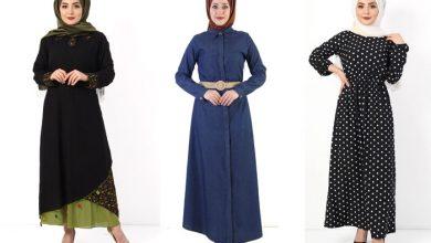 Photo of Bu Yıl Tesettür Elbise Modelleri