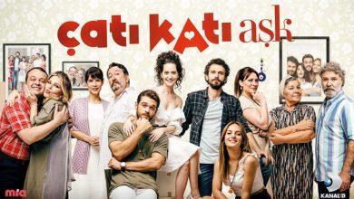 Photo of Kanal D'nin yeni dizisi Çatı Katı Aşk ilk bölümüyle kaçıncı oldu?