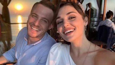 Photo of Hande Erçel ve Kerem Bürsin sevgili iddiasına Kerem Bürsin'den gelen ilk açıklama!