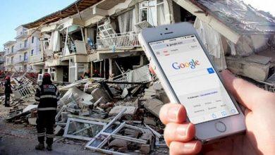 Photo of Android telefonlara depremölçer-sismograf özelliği geliyor